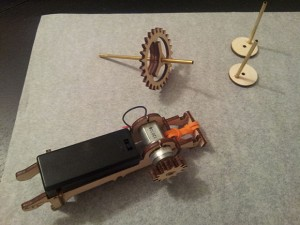 Kinetic Creaturs Motor Kit