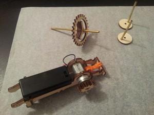 Kinetic Creaturs Motor Kit