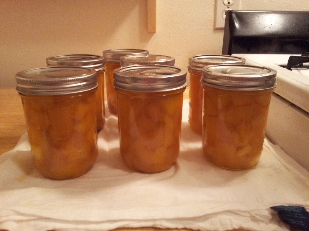Sweet Pickled Pumpkin