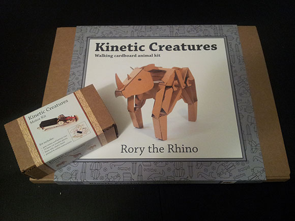 Kinetic Creatures - Rory