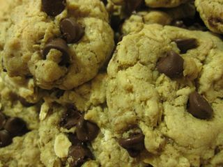 Mesquite Chocolate Chip Cookies